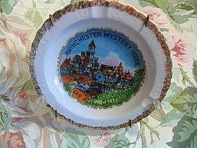Winchester Mystery House Ashtray