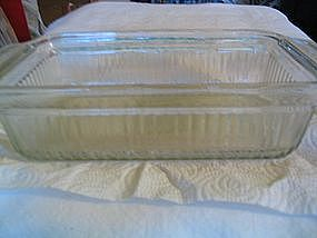 Anchor Hocking Loaf Pan