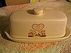 House of Lloyd Baked with Love Butter Dish
