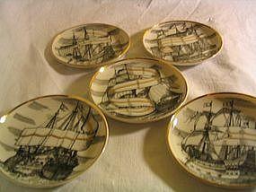 Ship Coasters