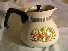 Corning Indian Summer Teapot