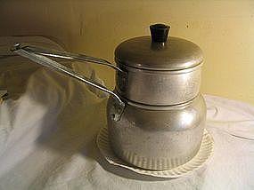 Wearever Aluminum Double Boiler