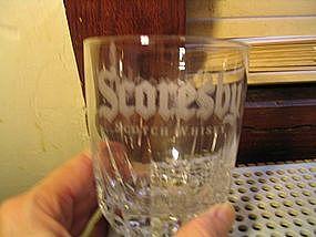Scoresby Scotch Glass