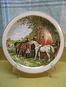 Herring Foxhunt Plate
