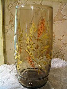 Amber Wheat Glass