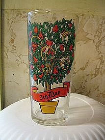 12 Days of Christmas Glass 5th Day