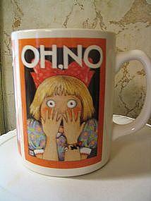 Mary Engelbreit Oh No Mug