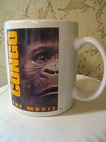 Congo, The Movie Mug