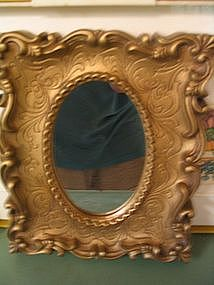 Small Ornate Mirror