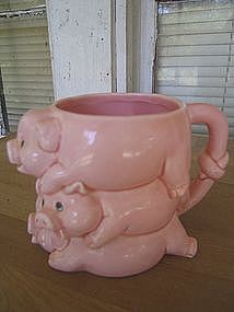 Three Pigs Mug
