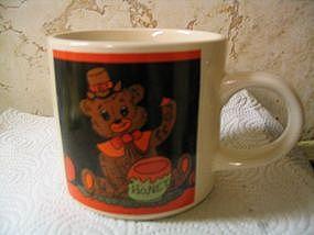 Lego Teddy Bear Mug