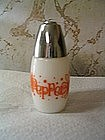 Westinghouse Orange Daisy Pepper Shaker
