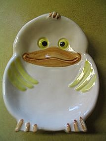 Duck Soap Dish