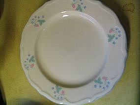 Anchor Hocking Auntie Em Salad Plate