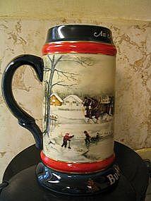 1990 Budweiser Mug