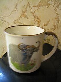 Water Buffalo Mug