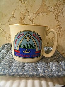 Boy Scouts Mug - Choccolocco Council Comer Reserv.