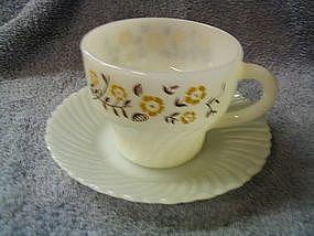Termocrisa Cup & Saucer