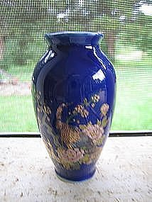Cobalt Mini Vase