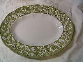 Meakin Renaissance Platter