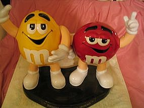 M & M Candy Dispenser 2000