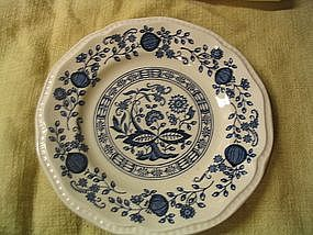 Kensington Blue Coventry Bread & Butter Plate