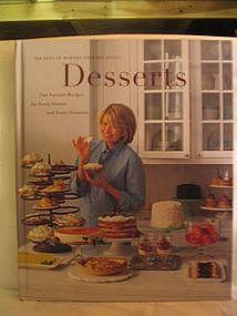 The Best of Martha Stewart Living - Desserts
