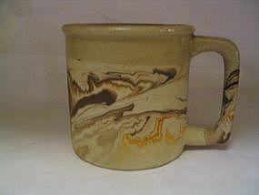 Nemadji Pottery Mug