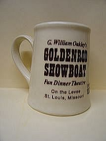 Goldenrod Showboat Mug