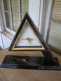 Vintage Black Clock