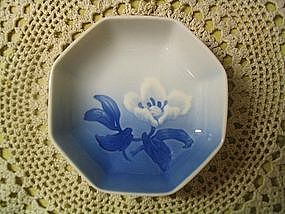 Bing Grondahl Christmas Rose Ashtray