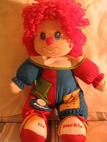 Amtoy Clown Doll
