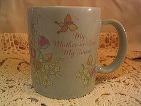George Good Mother-In-Law Mug