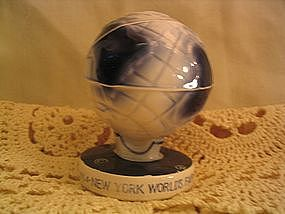 New York World's Fair Globe