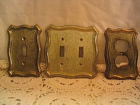 Vintage American Tack & Hdwe Switchplate Covers