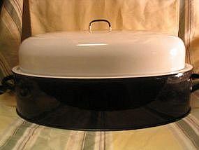 Enamel Roasting Pan