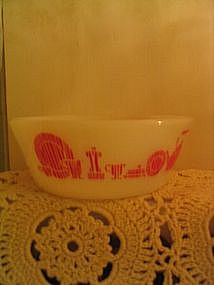 Federal Cereal Bowl