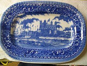 Victoria Ware Platter