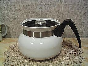 Corning Teapot