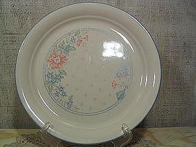 Corelle Symphony  Plate