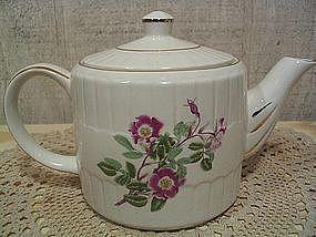 Pansy Teapot