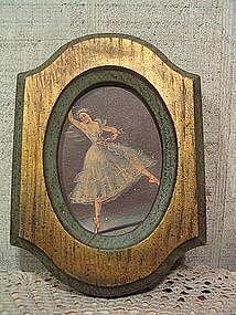 Ballet Print