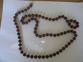 Vintage Sarah Coventry Bead Necklace