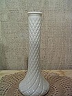 Hoosier Milk Glass Vase