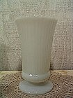 Brody Milk Glass Vase