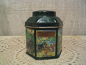 Crabtree & Evelyn Tea Tin