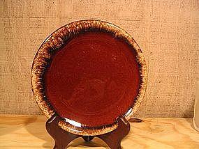 Hull Brown Drip Plate