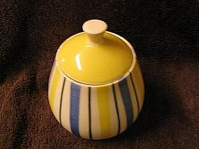 Villeroy Boch Sugar Bowl Stripes