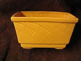 McCoy Yellow Planter