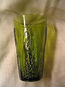 Indiana Glass Harvest Tumbler